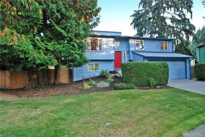 Redmond Single Family Home For Sale: 10504 160th Ct NE