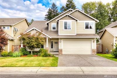 Spanaway Single Family Home For Sale: 18215 6th Av Ct E