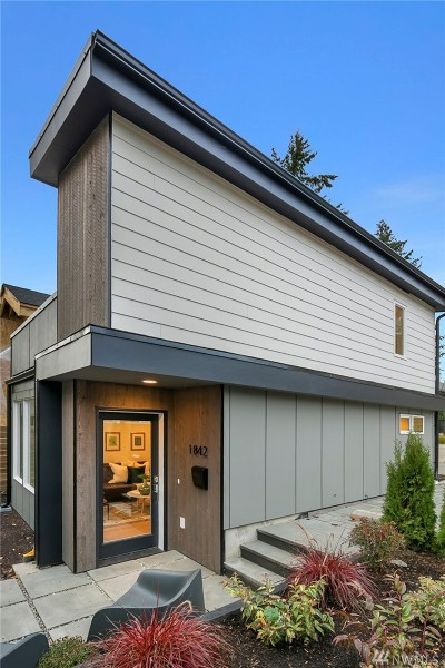 Seattle Single Family Home For Sale: 1842 S Weller St #2