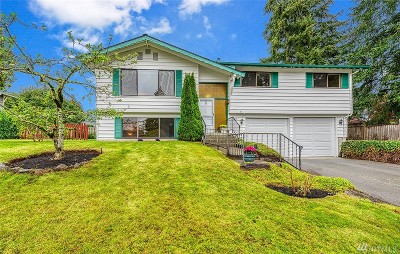 Bothell Single Family Home For Sale: 10534 NE 196th St