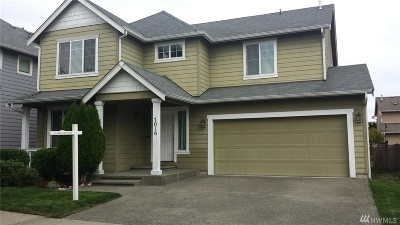 Thurston County Single Family Home For Sale: 7016 Axis St SE