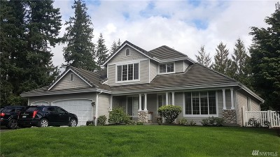 Redmond Single Family Home For Sale: 3924 225th Ct NE