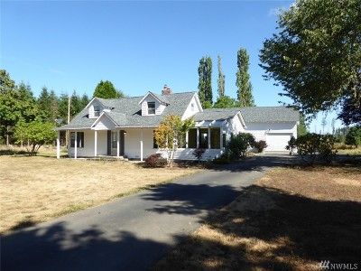 Chehalis Single Family Home For Sale: 611 Logan Hill Rd