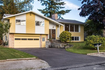 Bellingham Single Family Home For Sale: 2124 Ontario St
