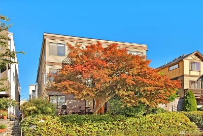 Seattle Condo/Townhouse For Sale: 2316 44th Ave SW #302