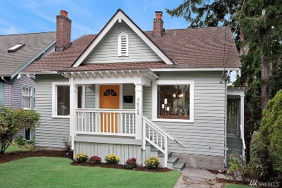 King County Single Family Home For Sale: 4824 37th Ave NE