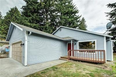 Lake Stevens Single Family Home For Sale: 1601 88th Dr SE