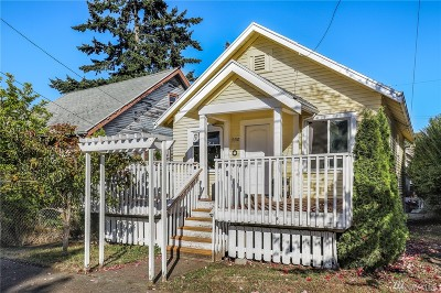 Seattle Single Family Home For Sale: 5310 33rd Ave S