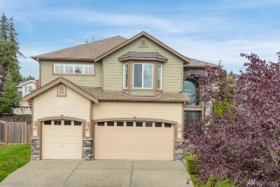 Bothell Single Family Home For Sale: 3529 213th Place SE