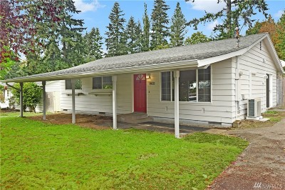 Snohomish Single Family Home For Sale: 9401 62nd Place SE