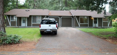 Spanaway Multi Family Home For Sale: 19220 5th Ave E #F&E