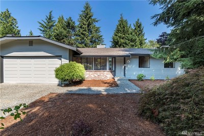 Bothell Single Family Home For Sale: 2615 169 St SE