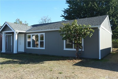 Auburn Single Family Home For Sale: 214 7th St SE