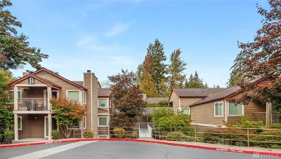 Issaquah Condo/Townhouse For Sale: 700 Front St S #B304