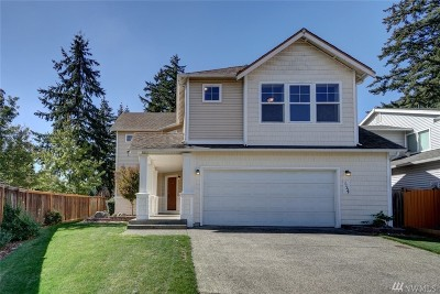 Tacoma Single Family Home For Sale: 17324 24th Av Ct E