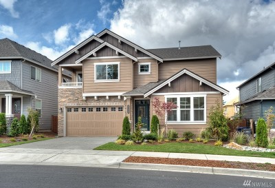 Maple Valley Single Family Home For Sale: 22852 SE 262nd Ct #9