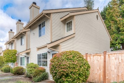 Everett Condo/Townhouse For Sale: 115 124th St SE #K5