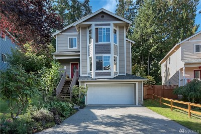 Bellingham Single Family Home For Sale: 2214 Sweetbay Dr