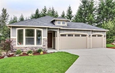 Port Orchard Single Family Home Contingent: 2261 Donnegal Cir SW