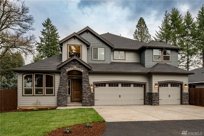 Port Orchard Single Family Home For Sale: 2236 Donnegal Cir SW
