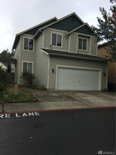 Puyallup Condo/Townhouse For Sale: 18424 101st Ave E