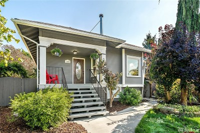 Everett Single Family Home For Sale: 1405 Hoyt Ave