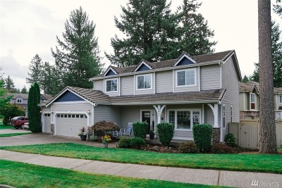 Lacey Single Family Home For Sale: 9401 Budd Ct NE