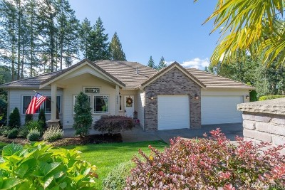 Gig Harbor Single Family Home For Sale: 5624 134th St Ct NW