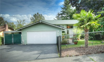 Kent Single Family Home For Sale: 26226 42nd Ave S