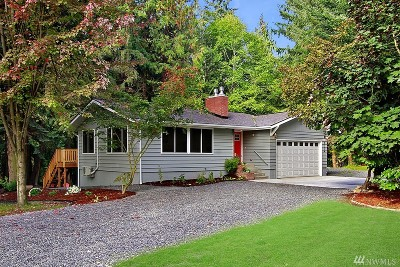 Single Family Home Sold: 8724 123rd Ave SE