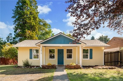 Seattle Single Family Home For Sale: 10410 18th Ave SW