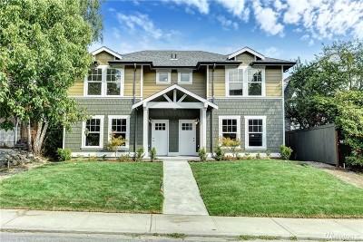 Everett Single Family Home For Sale: 3317 Wetmore Ave #B