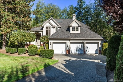 Woodinville Single Family Home For Sale: 12934 193rd Ct NE