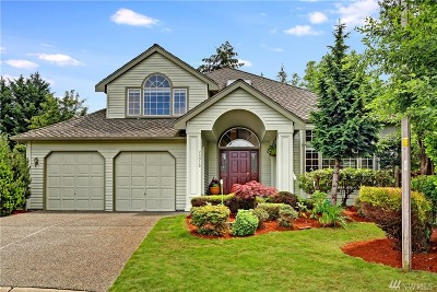 Issaquah Single Family Home For Sale: 26019 SE 38th Ct