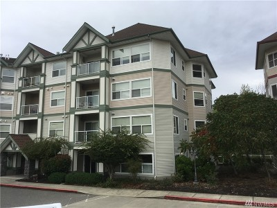 Bellingham Condo/Townhouse For Sale: 251 W Bakerview Rd #107
