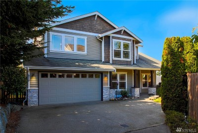 Edmonds Single Family Home For Sale: 619 6th Ave N