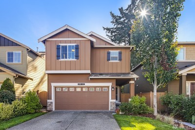 Bothell Single Family Home For Sale: 3018 183rd Place SE