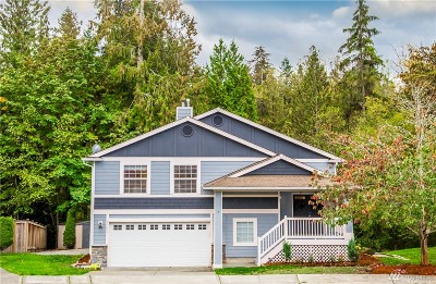 Auburn WA Single Family Home For Sale: $495,000