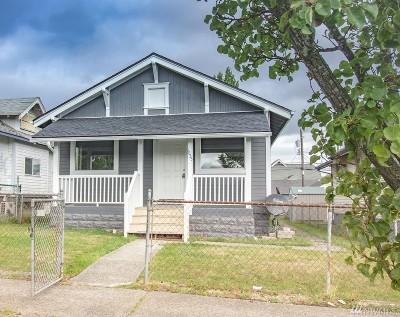 Tacoma Single Family Home For Sale: 1635 E 35th St
