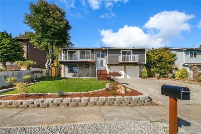 Pierce County Single Family Home For Sale: 3914 Commencement Bay Dr