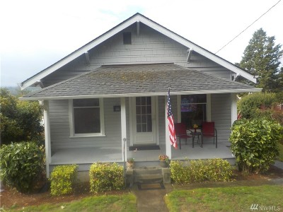 Chehalis Single Family Home For Sale: 999 SE Adams Ave