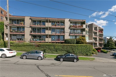 Seattle WA Condo/Townhouse For Sale: $468,000