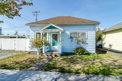 Anacortes Single Family Home Sold: 408 Q Ave