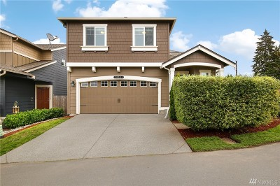 Lynnwood Condo/Townhouse For Sale: 20311 3rd Place W