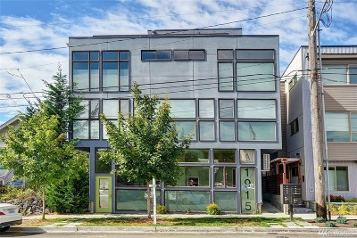 Seattle Single Family Home For Sale: 1915 25th Ave S #G