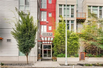 Seattle WA Condo/Townhouse For Sale: $549,900
