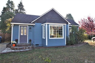 Thurston County Single Family Home For Sale: 1704 Bethel St NE