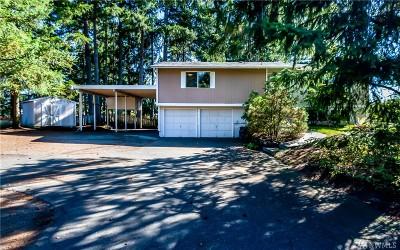 Tacoma Single Family Home For Sale: 18415 38th Ave E
