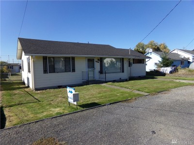 Chehalis Single Family Home For Sale: 339 14th Street