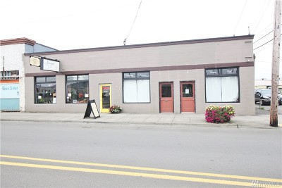 Elma Commercial For Sale: 117 N 3rd St